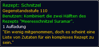 Rezept: Schnitzel